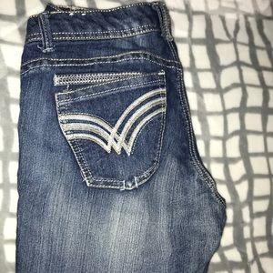 Rewind Capri pants size 9